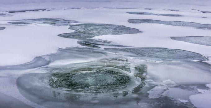 Best Pond Heaters Melting Ice
